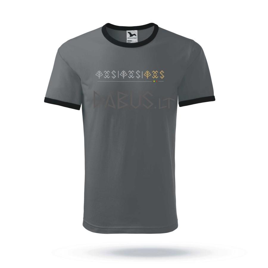 """Marškinėliai Infinity 131 """"Baltų ženklai 1"""""""