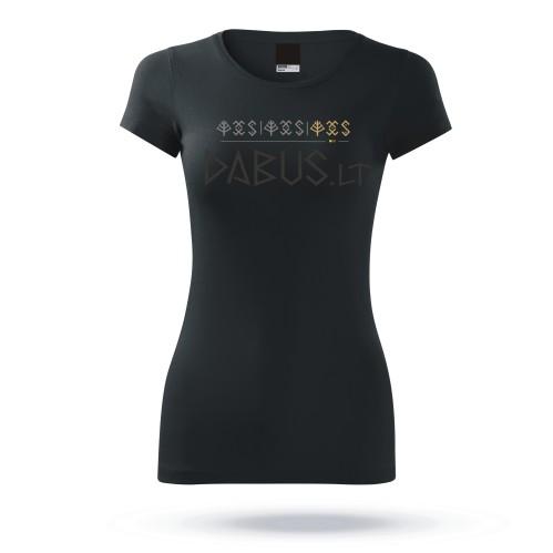 """Marškinėliai moteriški """"Baltų ženklai 1"""""""