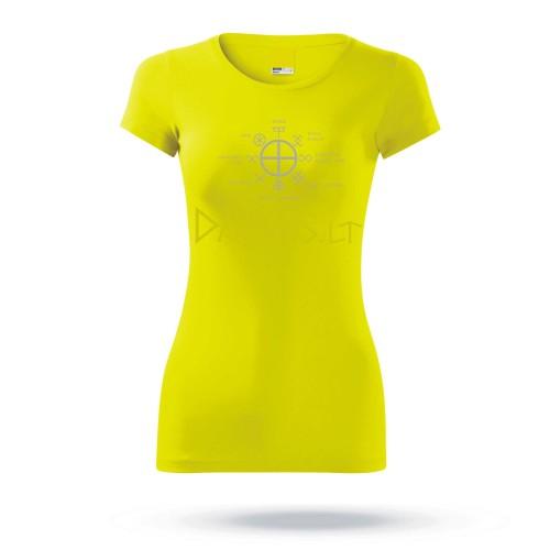 """Marškinėliai moteriški """"Baltų šventės 3"""""""